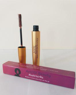 BROWN MASKHAIRRA – Temporary, portable Hair Dye in a tube.