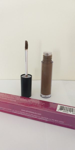 BEAUTIFULLY MELLOW BROWN. Color #42. Long Lasting,  Waterproof, Smudge free, Liquid Lipstick.