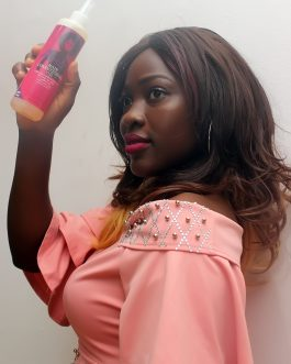 AHOSI HAIR CONDITIONING OIL, for strong, manageable Hair. Natural ingredients