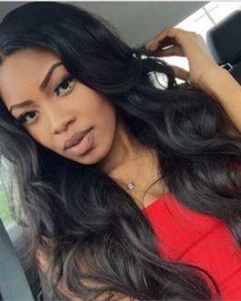 BLACK Deep Wave Wigs. Synthetic hair wigs. Heat resistant.