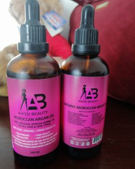 100% Pure ORGANIC Moroccan ARGAN OIL from Morocco. Cold-pressed, undiluted, undeodorized, unblended